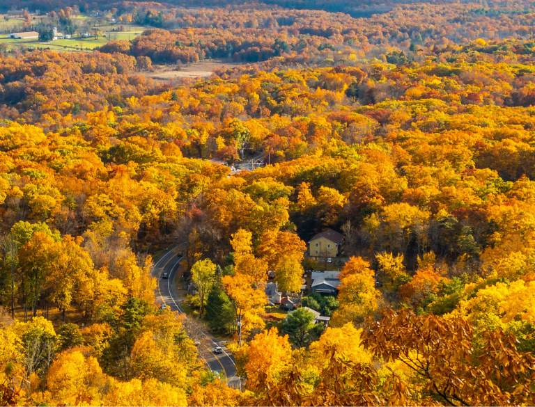 Where to Get Away This Fall (and What to Bring)
