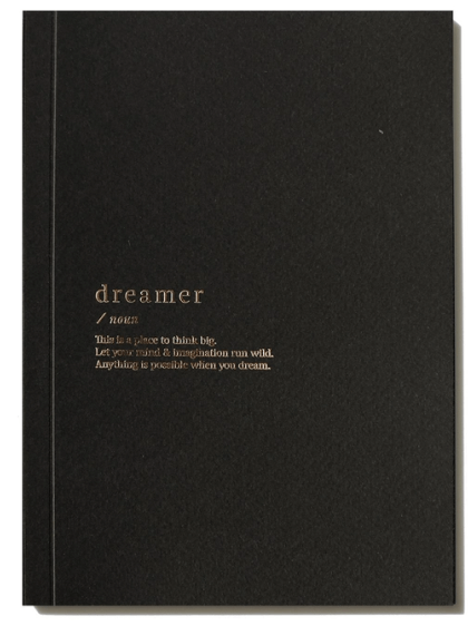 An Organised Life Dreamer Notebook