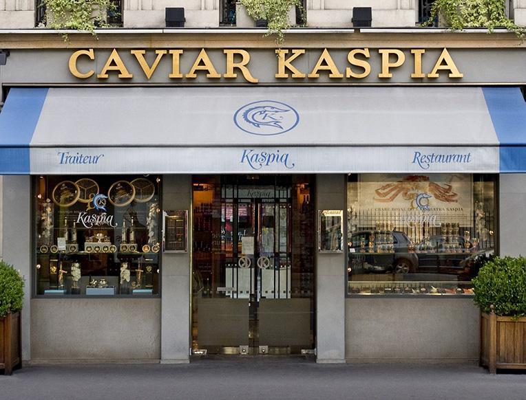Caviar Kaspia  Goop