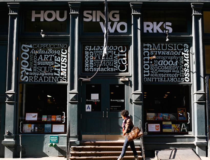 Housing Works Bookstore & Café