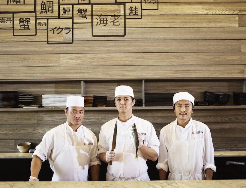Blue Ribbon Sushi Bar