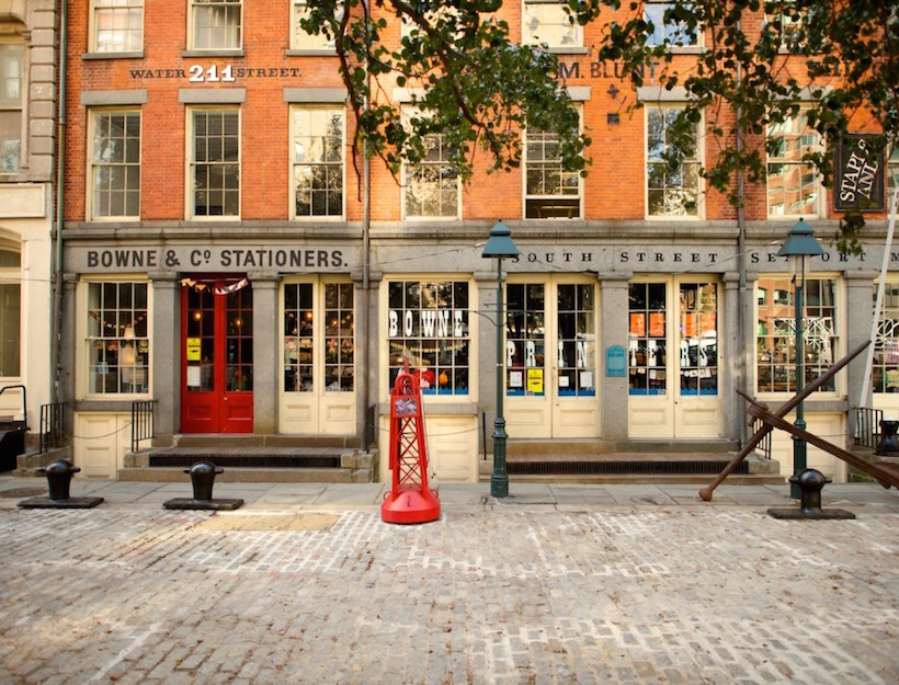 Bowne & Co Stationers