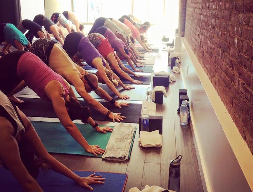 Lyons Den Power Yoga