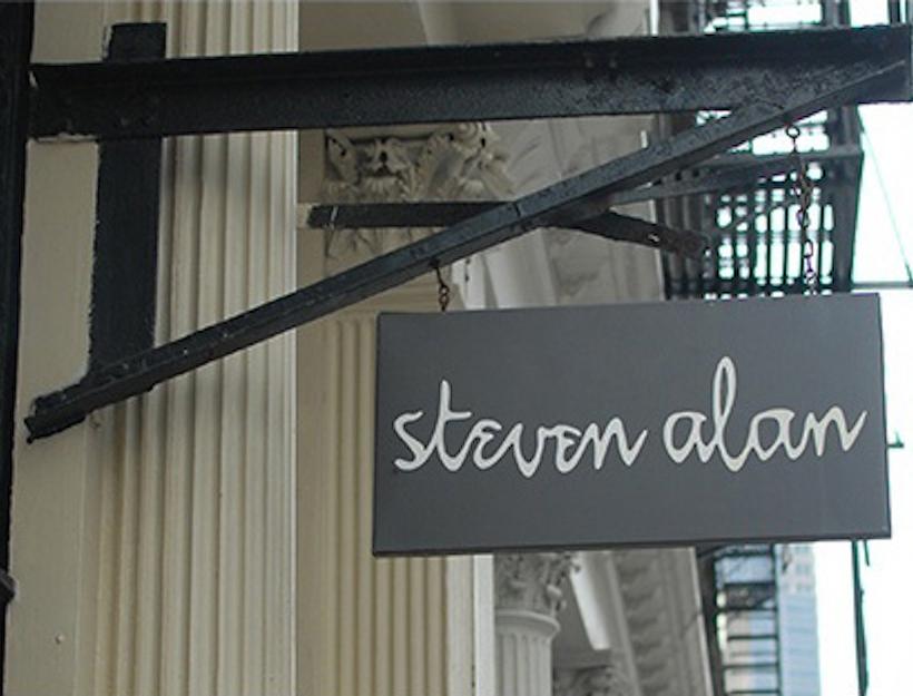 Steven Alan Annex