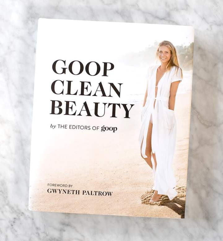 Image result for GOOP Clean Beauty