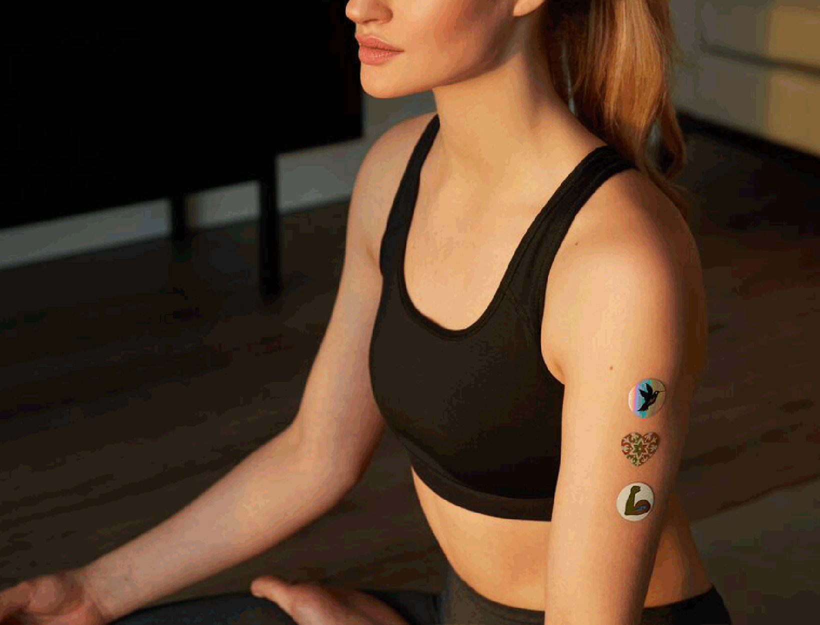 Wearable Stickers that Promote Healing Really  Goop