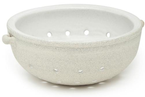 Sheldon Ceramics VERMONT BERRY COLANDER