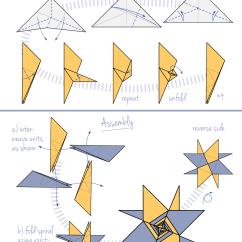 Soccer Ball Modular Origami Diagram 1996 Nissan Maxima Stereo Wiring Navigator Star By Maria Sinayskaya Go