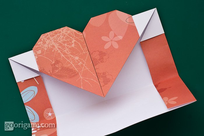 Diagram With A Summer Pinterest Origami Origami Hearts A