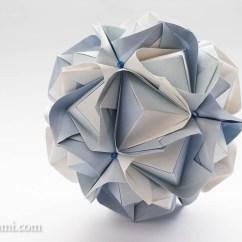 Kusudama Ball Diagram Mitsubishi Canter Wiring Troubleshooting Origami