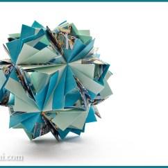 Kusudama Ball Diagram Isuzu Nqr Alternator Wiring Etna By Maria Sinayskaya  Go Origami