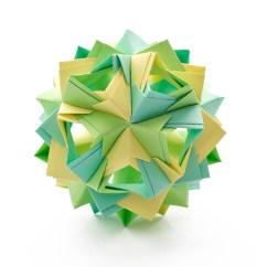 Cool Modular Origami Diagram Car Stereo Amplifier Wiring Little Island Kusudama By Maria Sinayskaya  Go