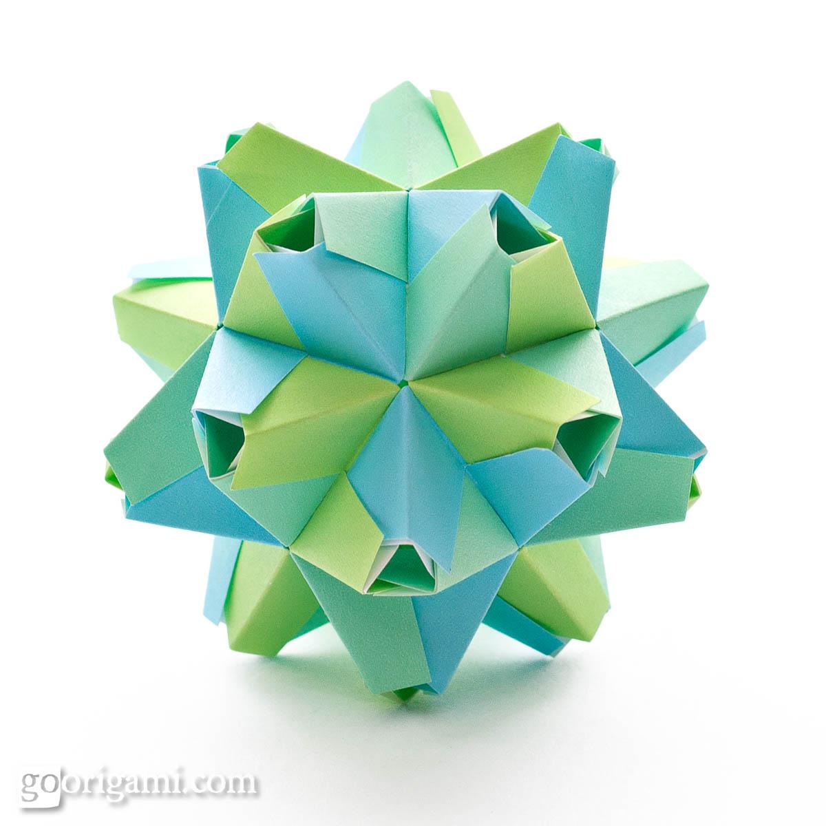 cool modular origami diagram 2004 vw touareg wiring little unit go