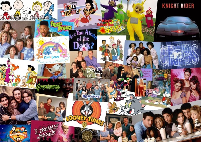 classic 90s tv shows
