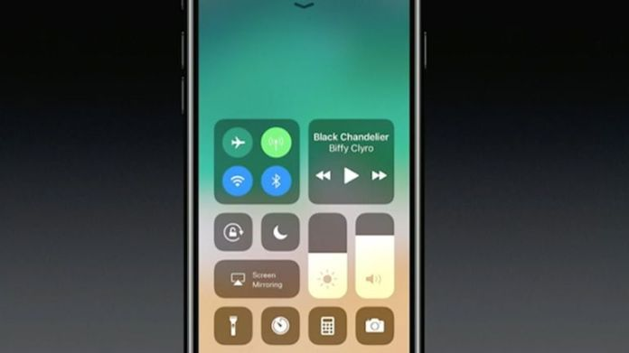 ios 11 launched for apple
