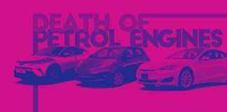 death of petrol engines