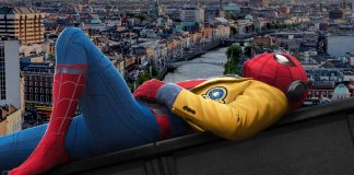 exclusive review of spiderman homecoming ireland