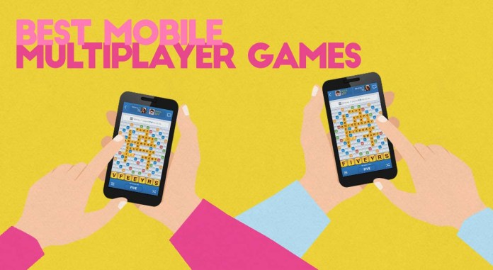 Best Mobile Multiplayer Games To Play With Your Friends