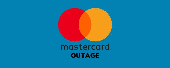mastercard outage