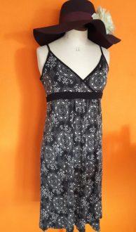 zomerjurk Street One,goosvintage,tweedehands jurk Street One,vintage jurk