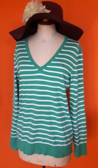 Vintage dames trui Tommy Hilfiger maat L/XL,Goosvintage