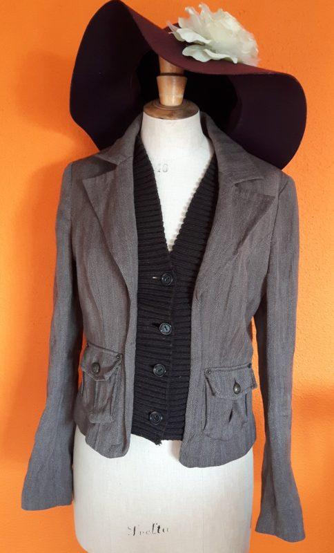 Vintage jasje Josephine & Co maat 36/38,Goosvintage