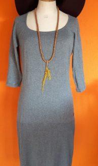 Vintage grijze jurk Sissy Boy maat S,Goosvintage