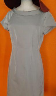 beige vintage jurk Hugo Boss maat S,Goosvintage