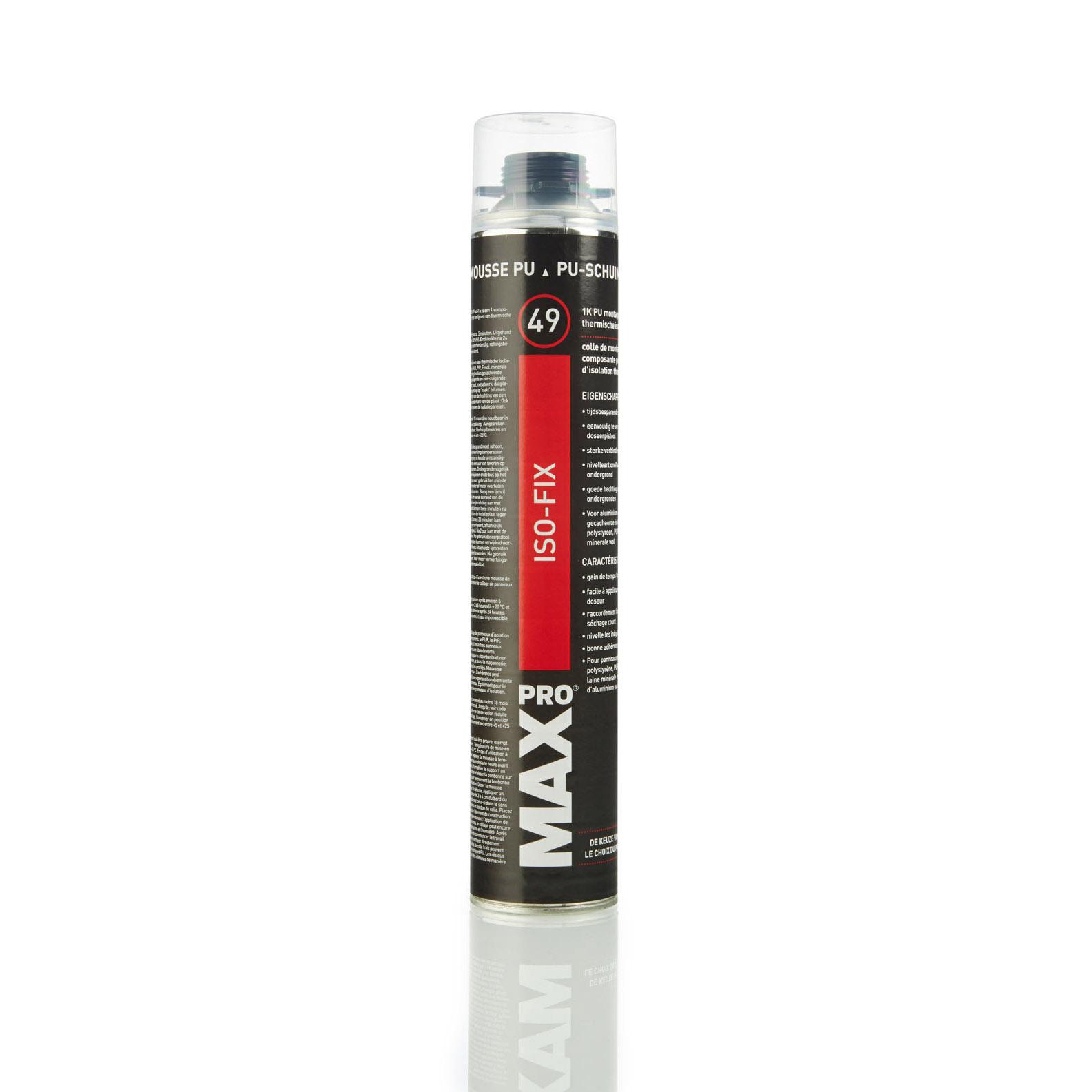 MAX PRO 49 Power Iso Fix