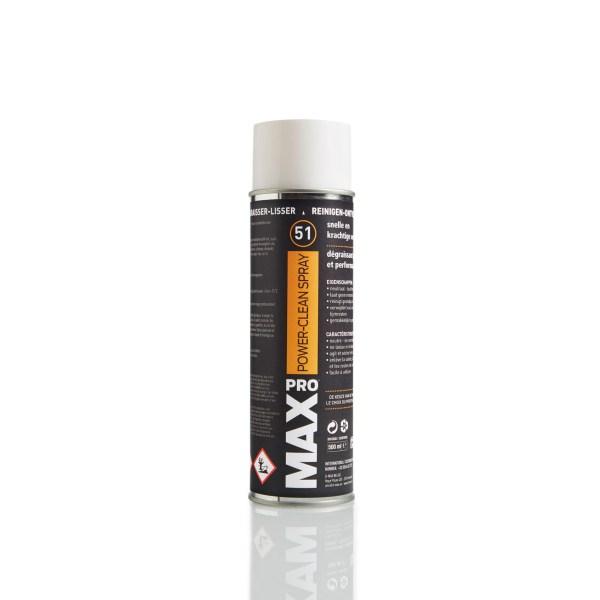 MAX PRO 51 Power Clean Spray