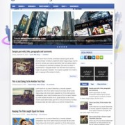 AdsMarketing Blogger Templates