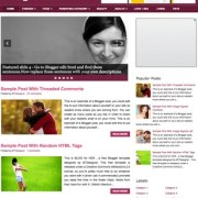 Blog for Her Blogger Templates