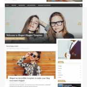 Blogari Blogger Templates