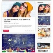 Celebro Blogger Templates