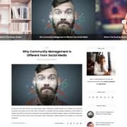Conversion Blogger Templates