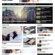 Fenomen Blogger Templates