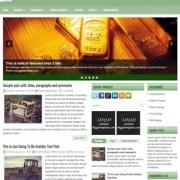 FinancialSuccess Blogger Templates