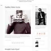 Fresh Blog Blogger Templates