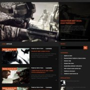 GameMix Blogger Templates