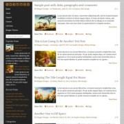 Lean Blogger Templates