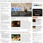 Modernia Blogger Templates