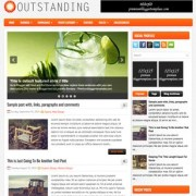 Outstanding Blogger Templates