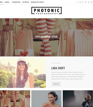 Photonic Blogger Templates