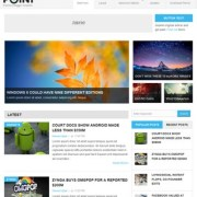 Point Blogger Templates