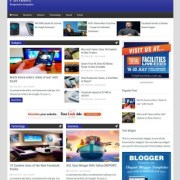 Portable Responsive Blogger Templates