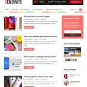 Renovate Blogger Templates