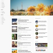 Revelio Blogger Templates