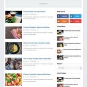 Simplify 2 Blogger Templates