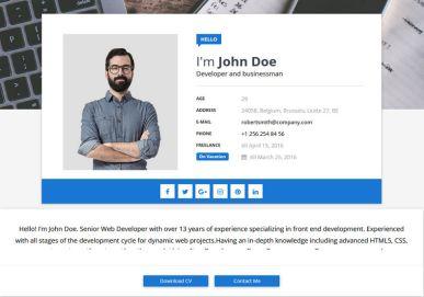 CV Online Blog
