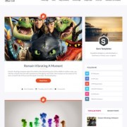 Sora Craft Responsive Blogger Templates